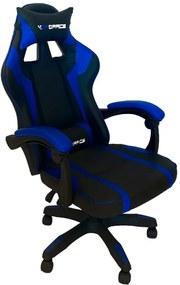 Cadeira Gamer Executiva Escritório PlayerXTreme PU Azul - Gran Belo
