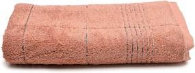 Toalha de Banho Gigante Artex Le Bain Vegas 90x150cm Laranja