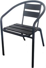 Cadeira Fun em Aluminio cor Chumbo - 44357 Sun House