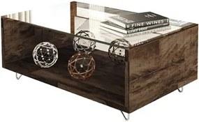 Mesa de Centro Charmy Deck - HB Móveis
