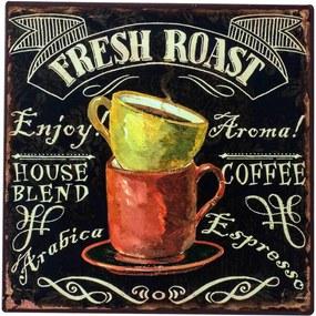 Placa Decorativa Fresh Roast