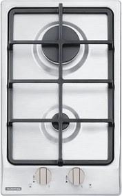 Cooktop a Gás Domino com 2 Queimadores Safestop 30cm - 94700/214 - Tramontina - Tramontina