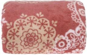 Manta Microfibra com Mangas - Bene Casa - Floral