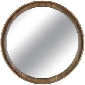 Espelho Lua Borda Nogueira 40cm - 60295 Sun House