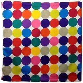 capa almofada BOLAS algodão Ilunato XD0281