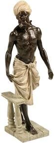Estatueta Servo Indiano Sury