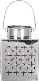 lanterna ALVO alt 10 cm aço inox Ilunato SD0222