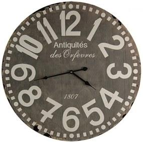 Relógio ANTIGO madeira 58cm Ilunato MU0005
