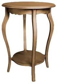 Mesa de Apoio Redonda 50x50 - Wood Prime MY 997122