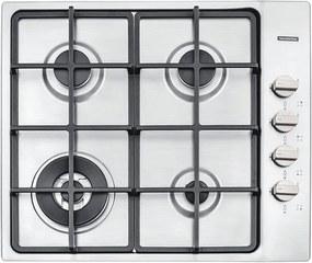 Cooktop a Gás Square com 4 Queimadores Safestop 60cm - 94701/214 - Tramontina - Tramontina