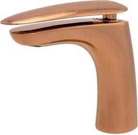 Torneira Monocomando Baixa para Banheiro (Fuji Rosé Gold)