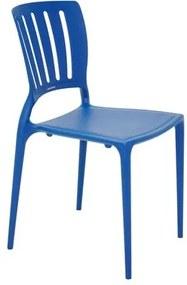 Cadeira Tramontina Sofia Mariner com Encosto Vazado Vertical em Polipropileno e Fibra de Vidro