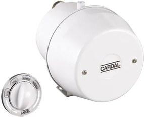 Aquecedor Super Hidro 2 Branco e Cromado AQ057 8200w 220v - Cardal - Cardal