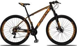 Bicicleta Aro 29 Quadro 17 Alumínio 21v Suspensão Freio Disco Mecânico