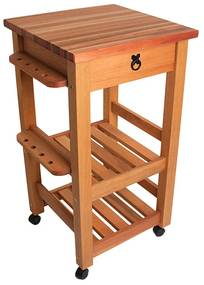 Carrinho Gourmet Menor - Wood Prime MR 218562