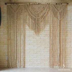 Macramê Boho Wall Decor 200cm