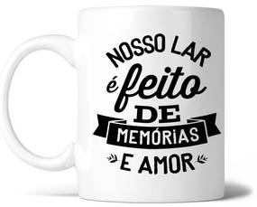 Caneca Memórias de amor