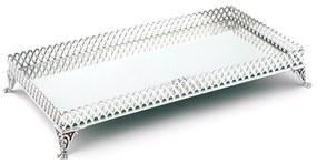 Bandeja Lavabo C/ Espelho Shefield Plate - P  P