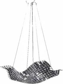 pendente ARAIA cristal 56cm 8xbipino Bella HO1338P