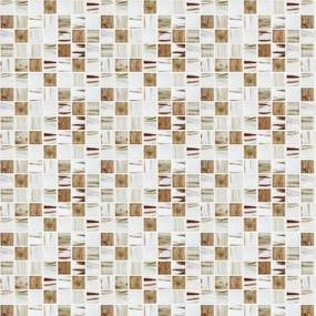 Pastilhas Adesivas Bege E Marfim (0,60m x 2,50m)