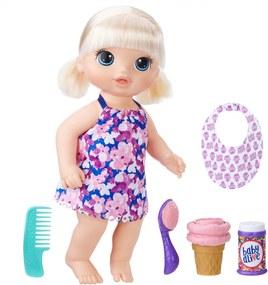 Boneca Baby Alive Sorvete Mágico Loira - Hasbro