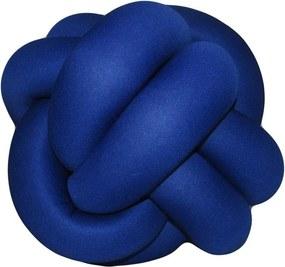 Almofada Nó Escandinavo - Azul Marinho
