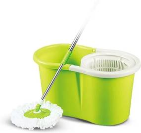 Esfregão Mop com Balde para Limpeza Prática - Ref: BT-140 - Beltempo - Beltempo