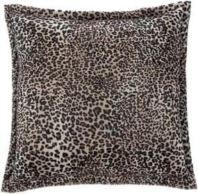Capa de Almofada Guga Tapetes Quadrada Safari Felina