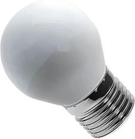 Lâmpada Bolinha G45 Amarela Bivolt 6w - LM168 - Luminatti - Luminatti