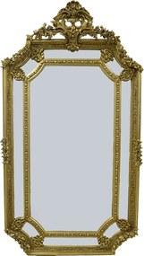 Espelho Clássico Vintage Linha Pallace Toussour - 195x110x5cm