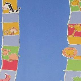 Papel De Parede Safari Friends Belga Sf6213