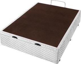 Box c/ Baú Americanflex Branco 138X188X34 Branco