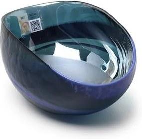 Bowl de Murano Azul Espiral Yalos