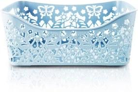 Cesto Organizador Lifestyle Pequeno - Azul - Jacki Design