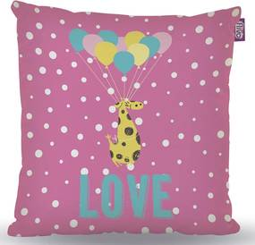 Almofada Love Balloon