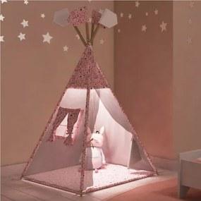 Cabana Infantil Casinha com Led - Branco