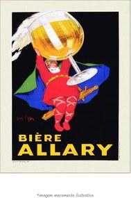 Poster Biere Allary (60x80cm, Apenas Impressão)