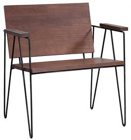 Poltrona Vereda - Wood Prime WF 35017