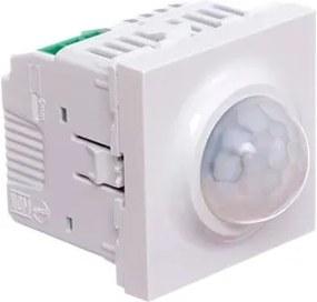Sensor De Presença Branco 3 Fios 2 Módulos Orion