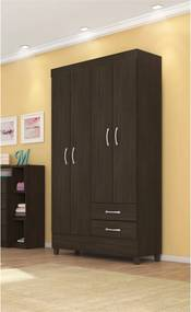 Guarda Roupa 4 Portas Astro 42860 Demobile