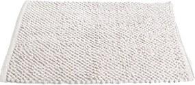 Toalha Tapete De Banheiro Micropop - Branco