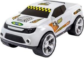 Carro Pick Up Texas Rally Branco 181f - Bs Toys