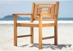 Cadeira Echoes Jatobá - Mão & Formão
