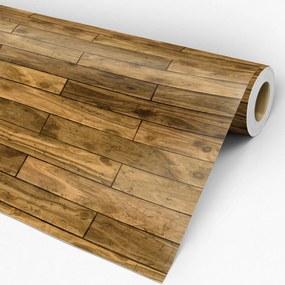 Papel de parede adesivo madeira tocos