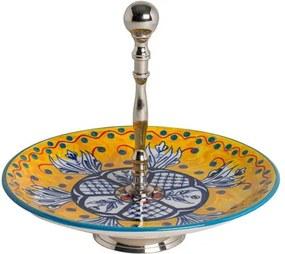 Petisqueira de Cerâmica Tropic