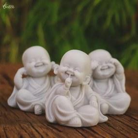 Trio de Monges da Justiça Brancos