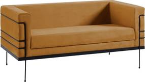 Sofá Sonetto 2 Lugares - Wood Prime WF 35066