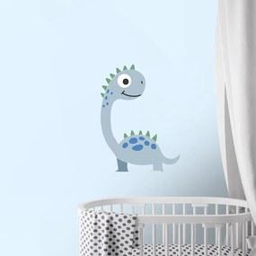 Adesivo de Parede Dino Blue