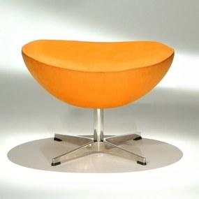 Banqueta The Egg Estrutura Alumínio Studio Mais Design by Arne Jacobsen
