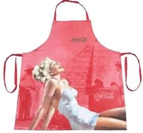 Avental de Cozinha Coca Cola Pin Up